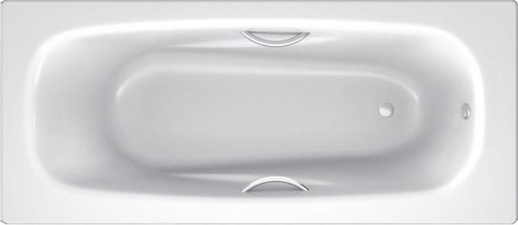 Стальная ванна BLB Universal 170x70 с ручками