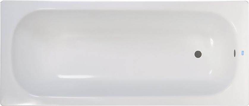 Стальная ванна ВИЗ Donna Vanna 150x70 см (DV-53901)