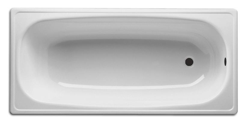 Стальная ванна BLB Europa 140x70