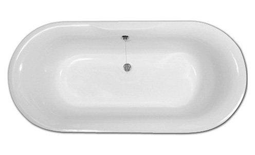 Ванна из литьевого мрамора Фэма Феррара 171x82 см (ФЕРРАРА-GOLD)