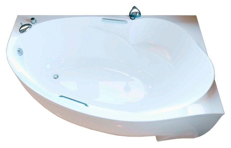 Ванна из литьевого мрамора Фэма Аделина 160x98 см (АДЕЛИНА-160)