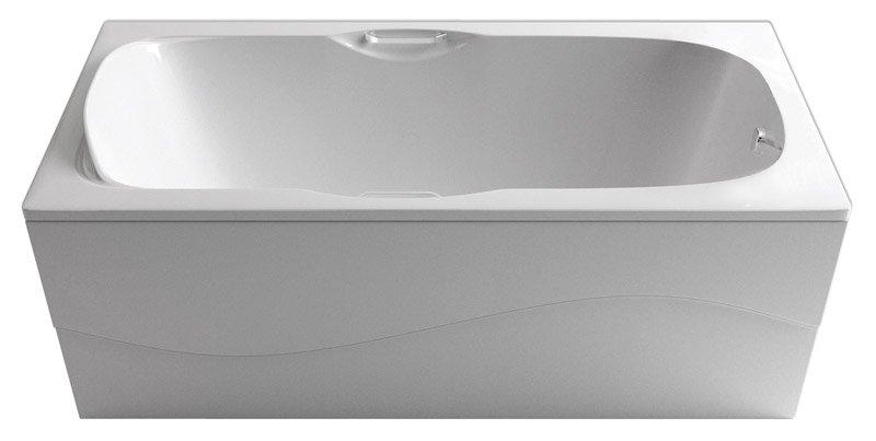 Ванна из литьевого мрамора Фэма Алассио 150x75 см (АЛАССИО-150)