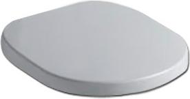 Крышка-сиденье Ideal Standard Connect E712701 с микролифтом, петли хром