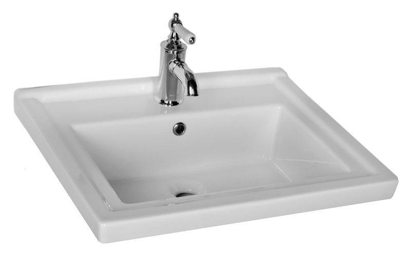 Мебельная раковина Aquanet Sanovit exclusive 60
