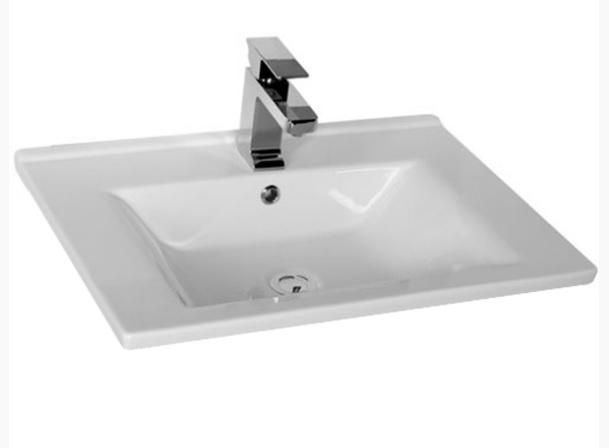 Мебельная раковина Aquanet Atria 9065-KL 65 см