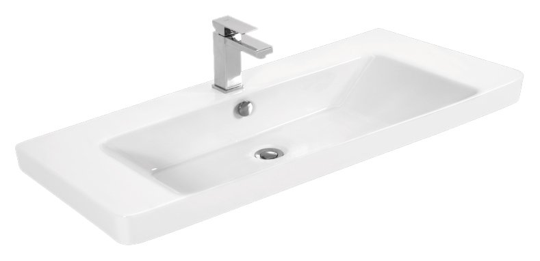 Мебельная раковина Aquanet Орлеан 105.5 см (00182313)