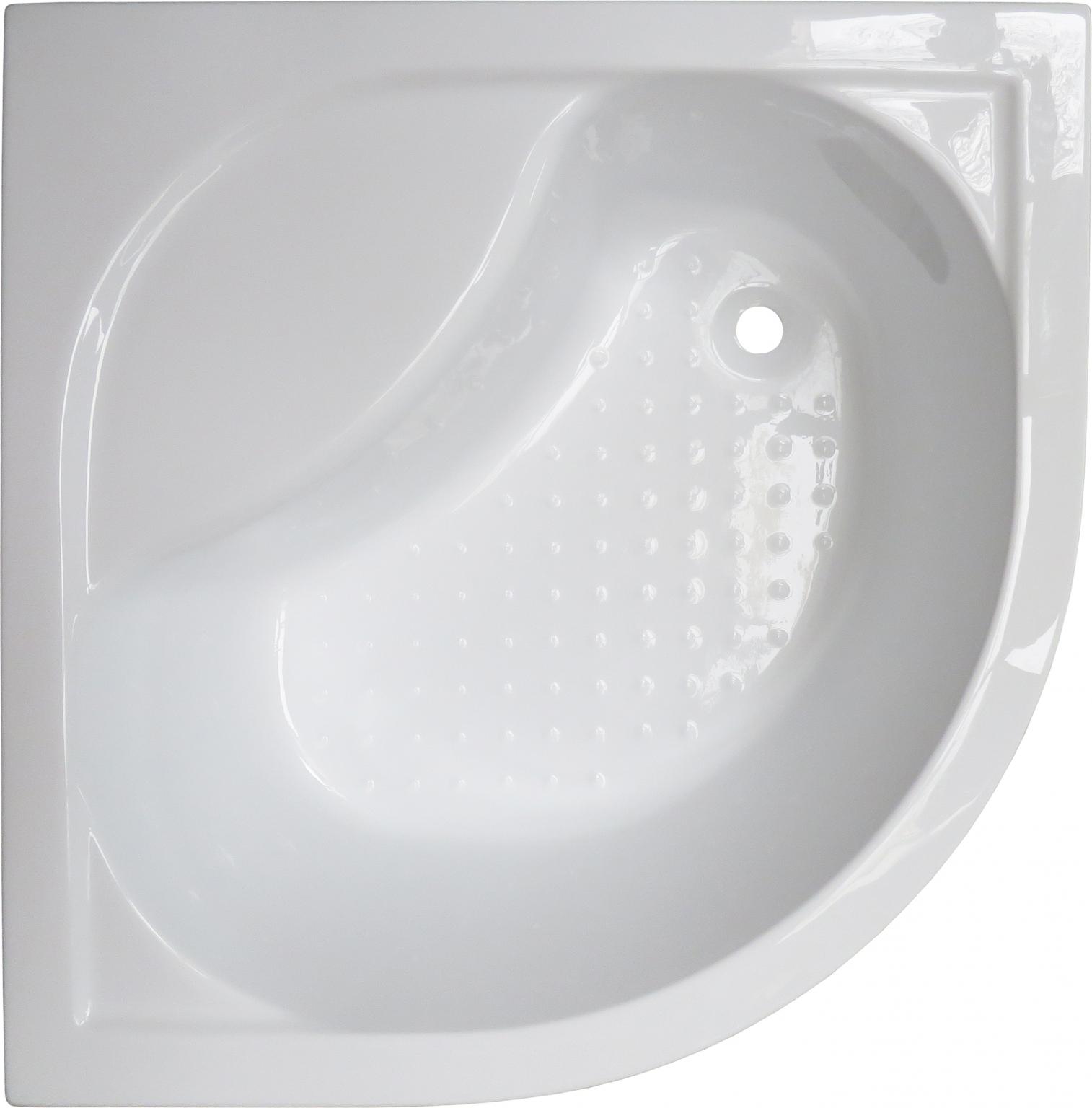 Душевой поддон Royal bath  90 см (RB 90BK)