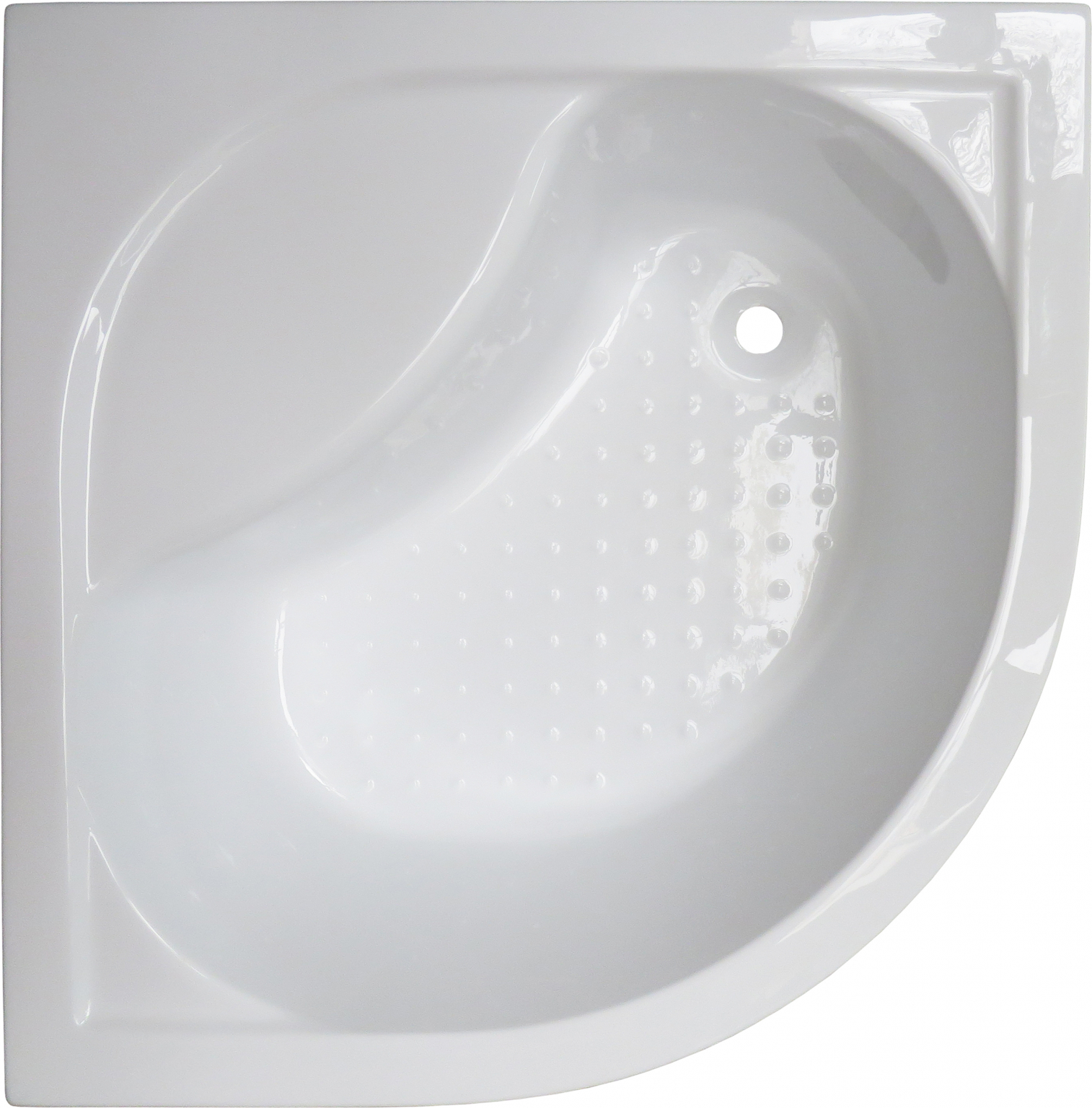 Душевой поддон Royal bath  100 см (RB 100BK)