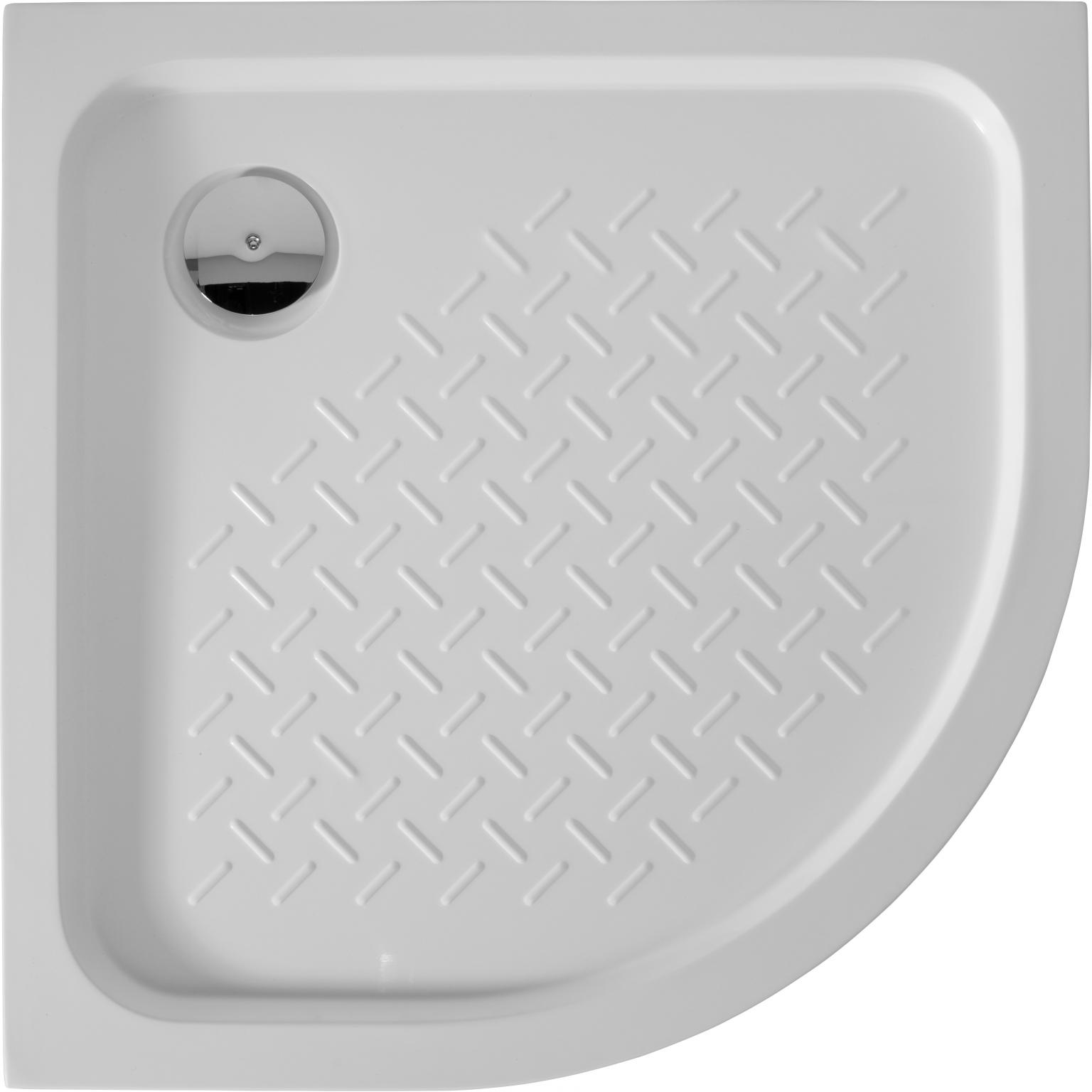 Душевой поддон De Aqua  80x80 см (MPD8080-R)