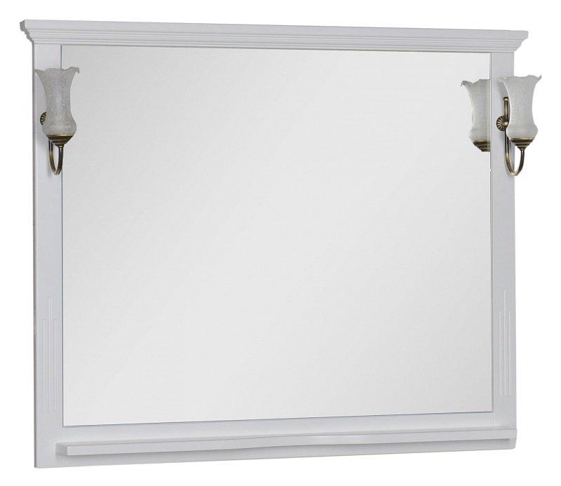 Зеркало в ванную Aquanet Лагуна 121.2 см (00175303)