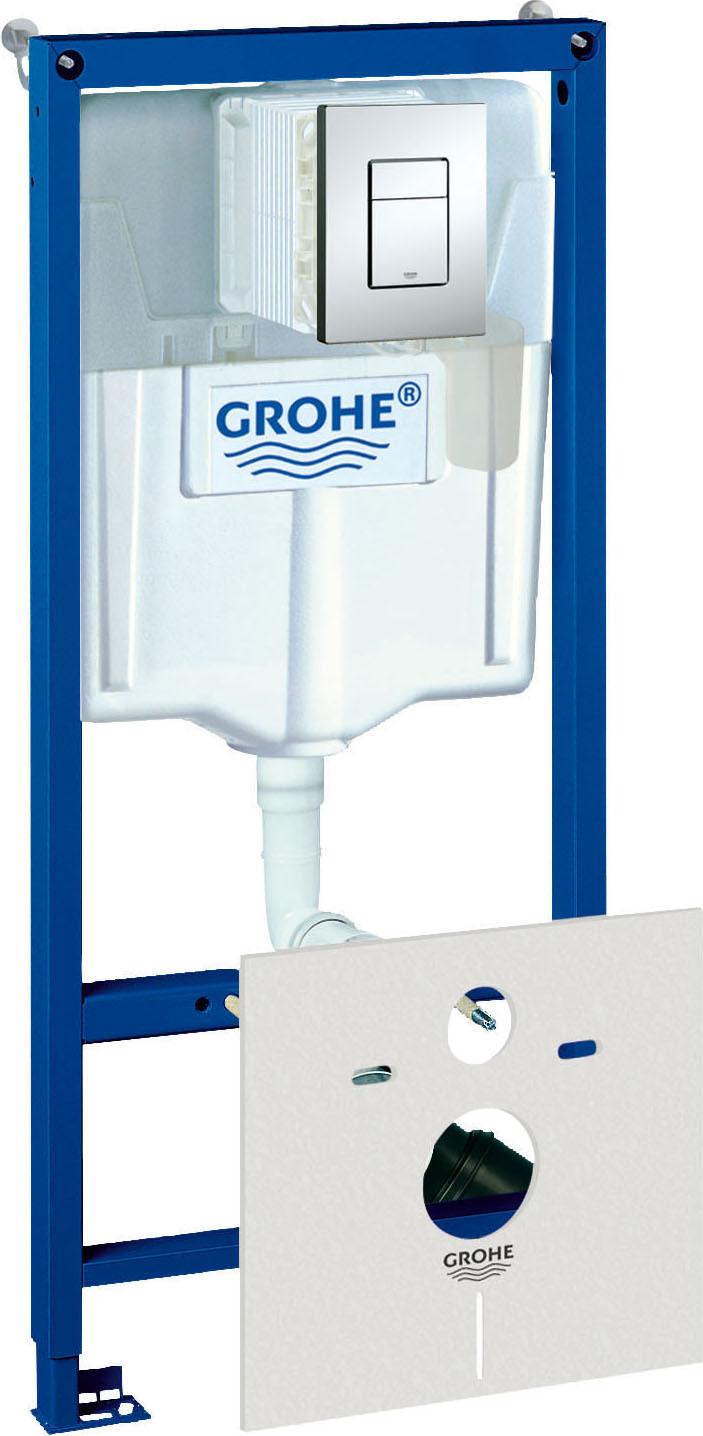 Комплект инсталляции Grohe Rapid SL (38827000)