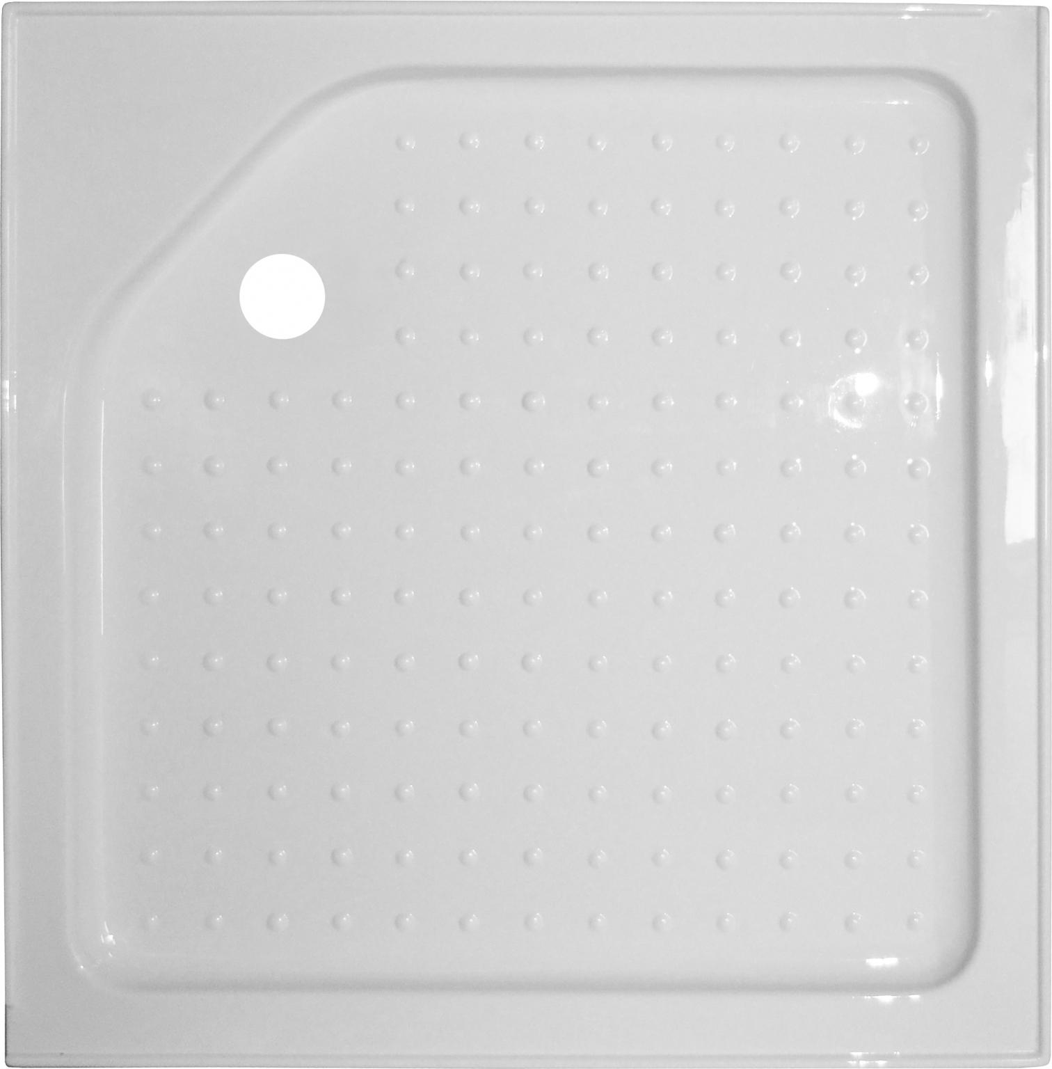 Квадратный душевой поддон Royal bath  90 см (RB 90HP)