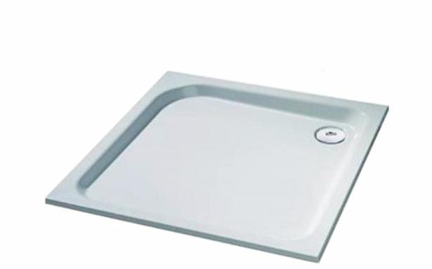 Квадратный душевой поддон Huppe Verano 90 см (235001.055)