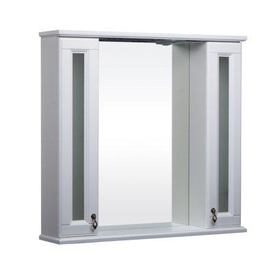 Зеркало-шкаф Bas ВАРНА 105 см (МБ00183)