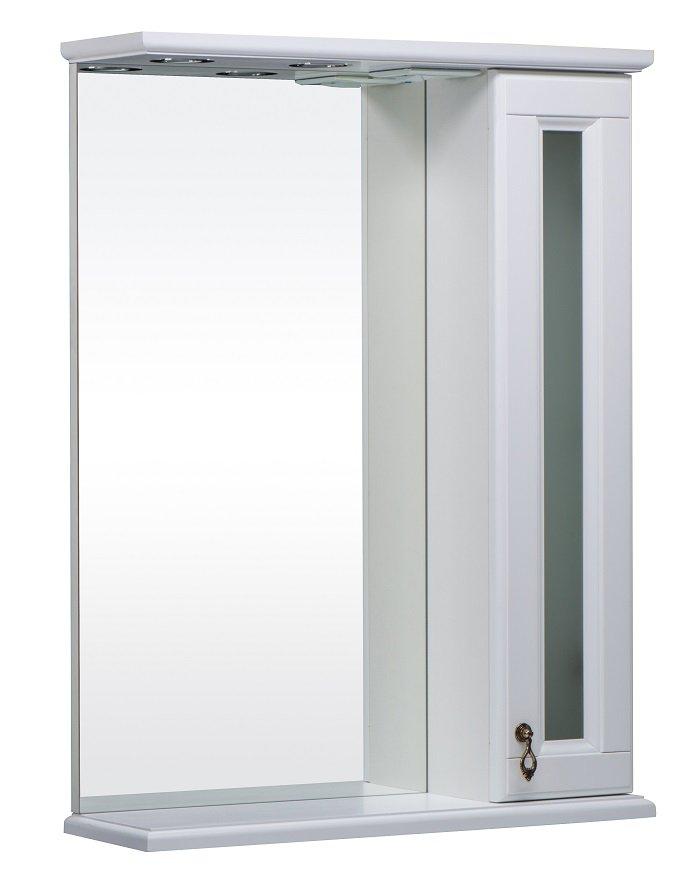 Зеркало-шкаф Bas ВАРНА 105 см (МБ00078)