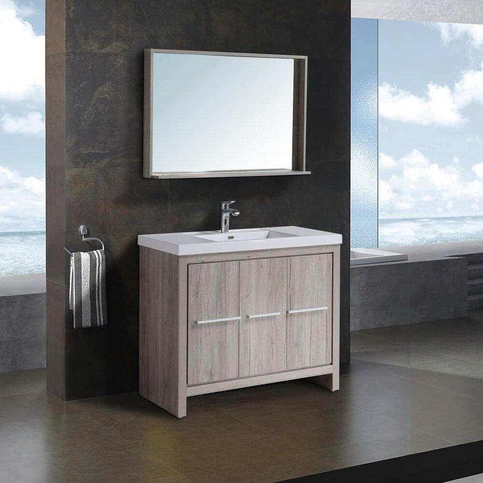 Мебель для ванной Black&White Country SK-100