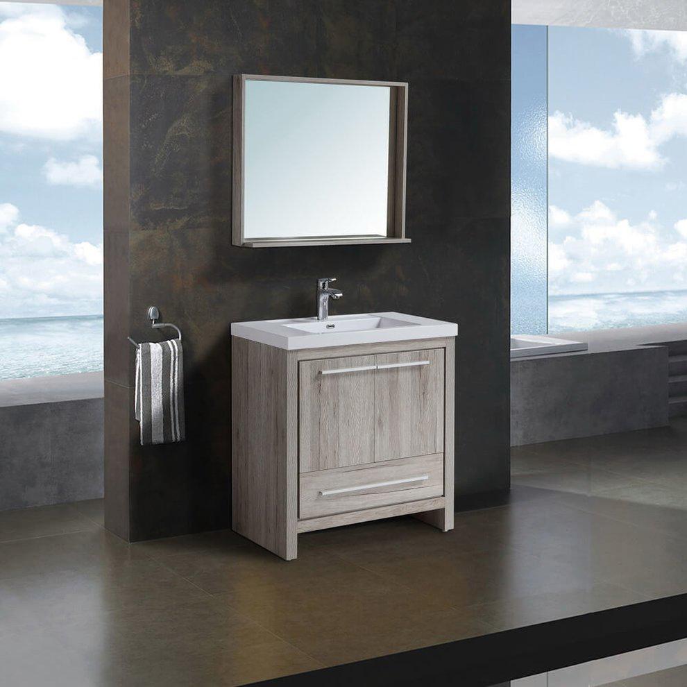 Мебель для ванной Black&White Country SK-080