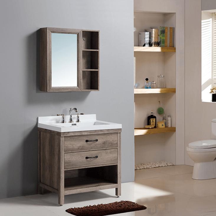 Мебель для ванной Black&White Country SK-880