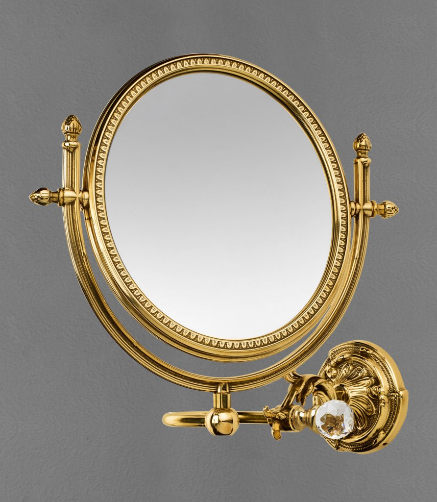 Косметическое зеркало Art&max BAROCCO CRYSTAL (AM-2109-Br-C)