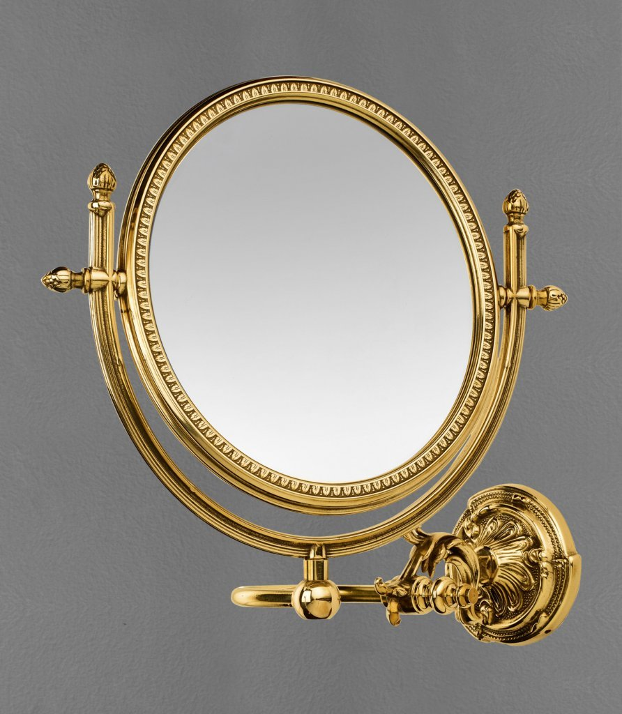 Косметическое зеркало Art&max BAROCCO (AM-2109-Cr)