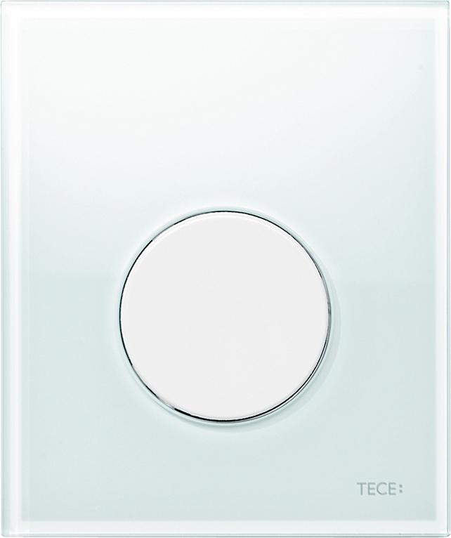 Кнопка смыва Tece Loop белый (9242650)