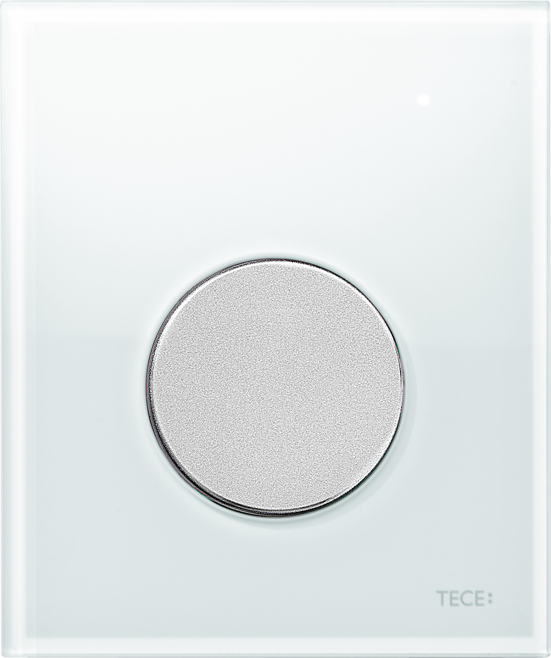 Кнопка смыва Tece Loop белый, хром матовый (9242659)