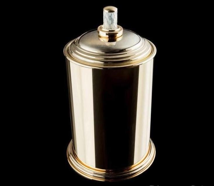 Контейнер для ванной Boheme Murano crystal (10907-CRST-G)