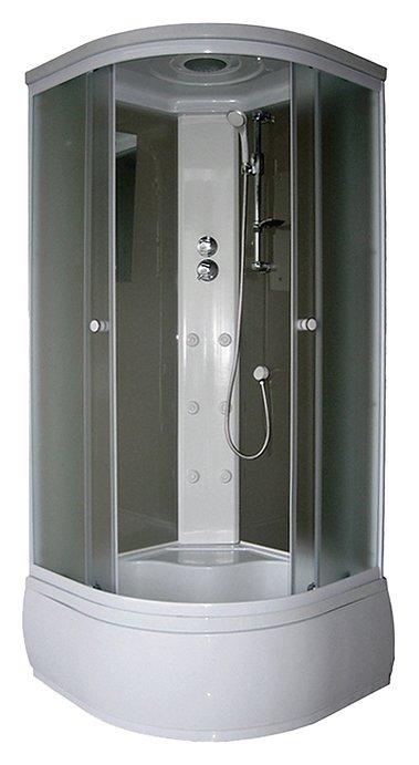 Душевая кабина Aqualux  90x90 см (AQ-307GM)