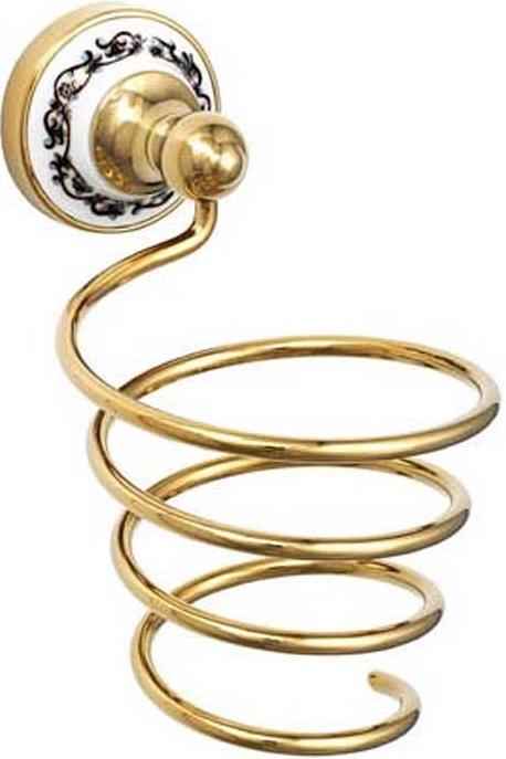 Держатель фена Fixsen Bogema Gold (FX-78519G)