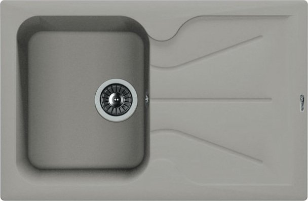 Мойка кухонная Florentina Гаттинара серый (20.255.B0780.305)