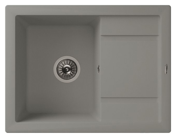 Мойка кухонная Florentina Липси серый (20.155.C0660.305)