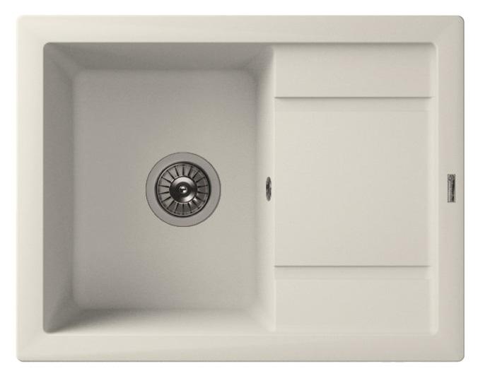 Мойка кухонная Florentina Липси белый (20.155.C0660.201)