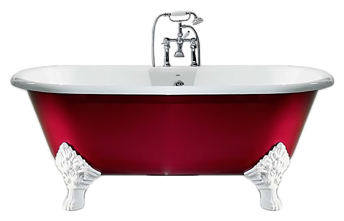 Чугунная ванна Recor  178x80 см (CARLTON 1780*800*)