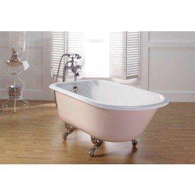Чугунная ванна Recor  170x78 см (ROLL TOP 1700*780)