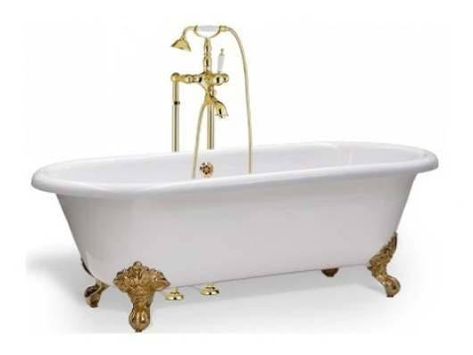 Чугунная ванна Recor  170x78 см (DUAL 1700*780)