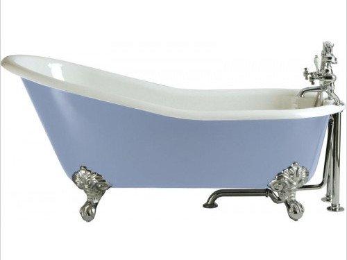 Чугунная ванна Recor  154x76.5 см (SLIPPER 1540*765*)