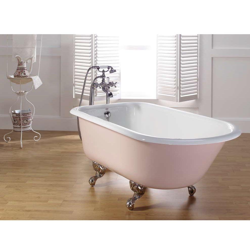 Чугунная ванна Recor  170x78 см (ROLL TOP 1700*780*)