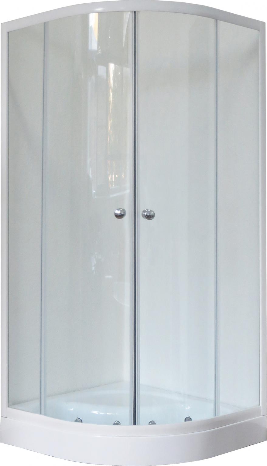 Душевой уголок Royal bath  90 см (RB 90HK-T)