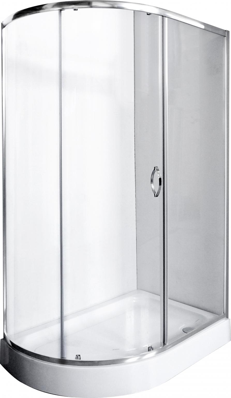 Душевой уголок Rush  120x80 см (FI-A180120-R)