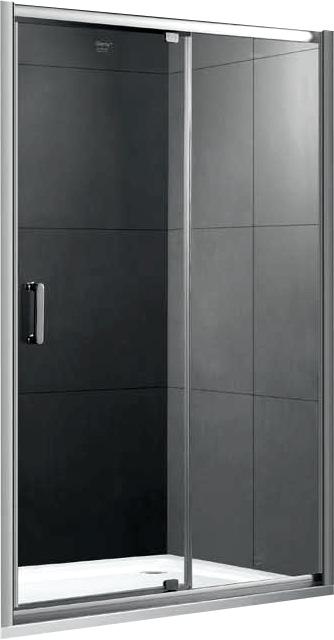 Душевая дверь Gemy  124 см (S28191B)