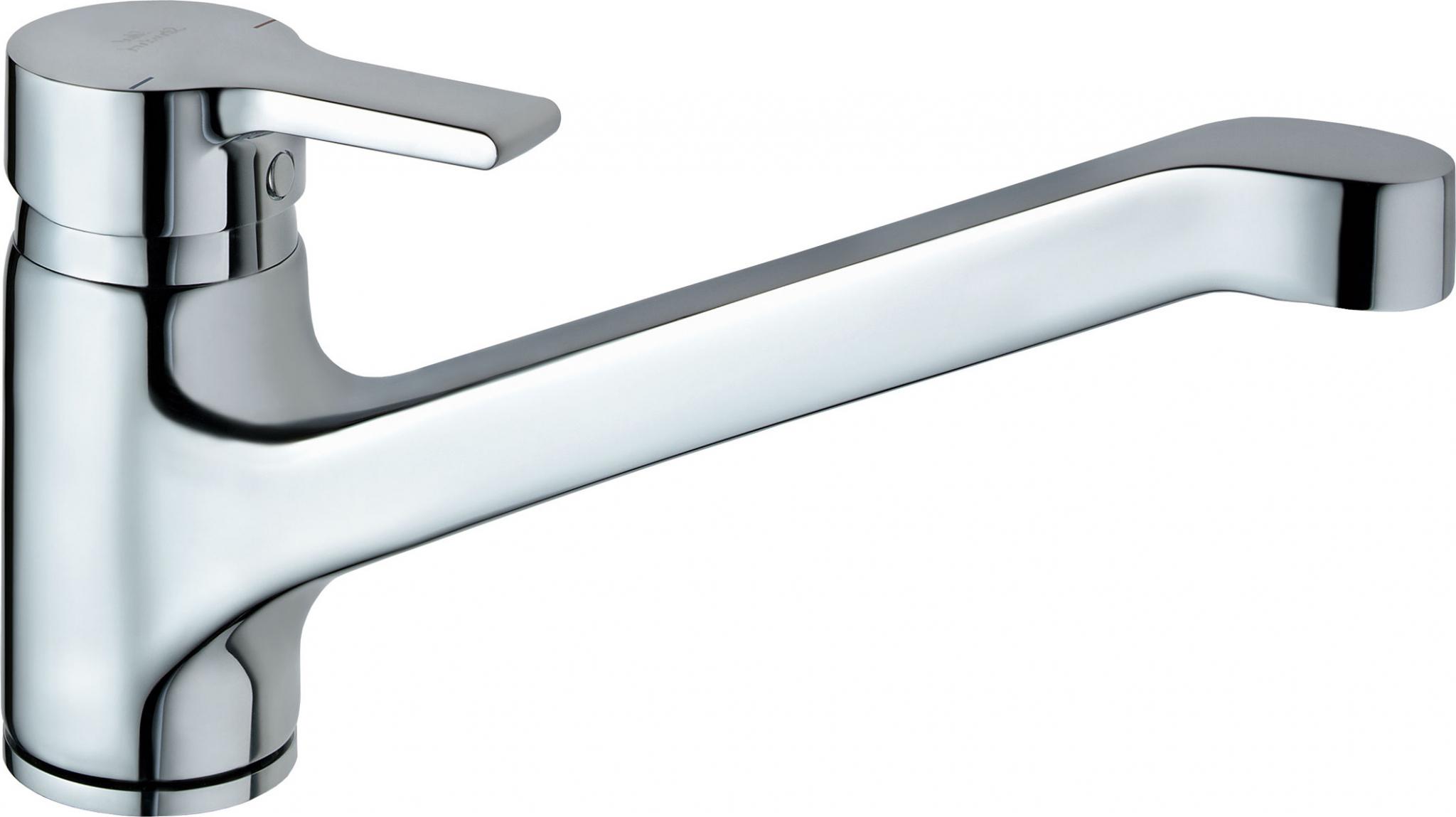 Смеситель для кухонной мойки Ideal Standard Active хром (B8079AA)