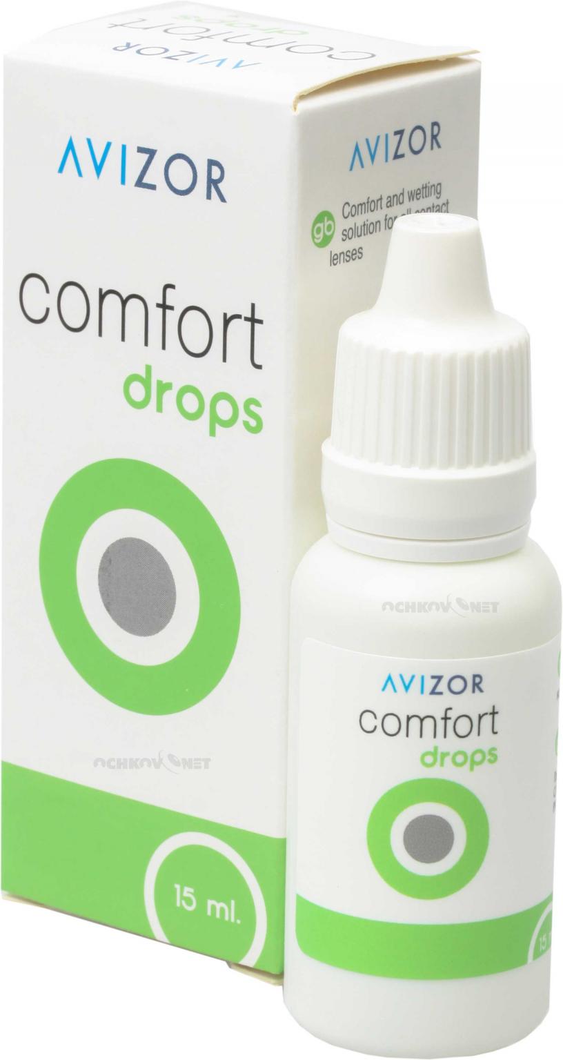 Капли Comfort Drops 15 мл капли