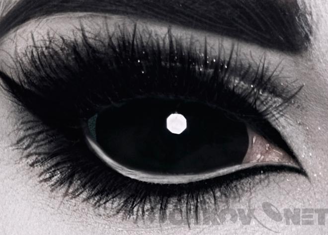Контактные линзы  Adria Sclera-Pro Demon Look Образ демона 1 шт.