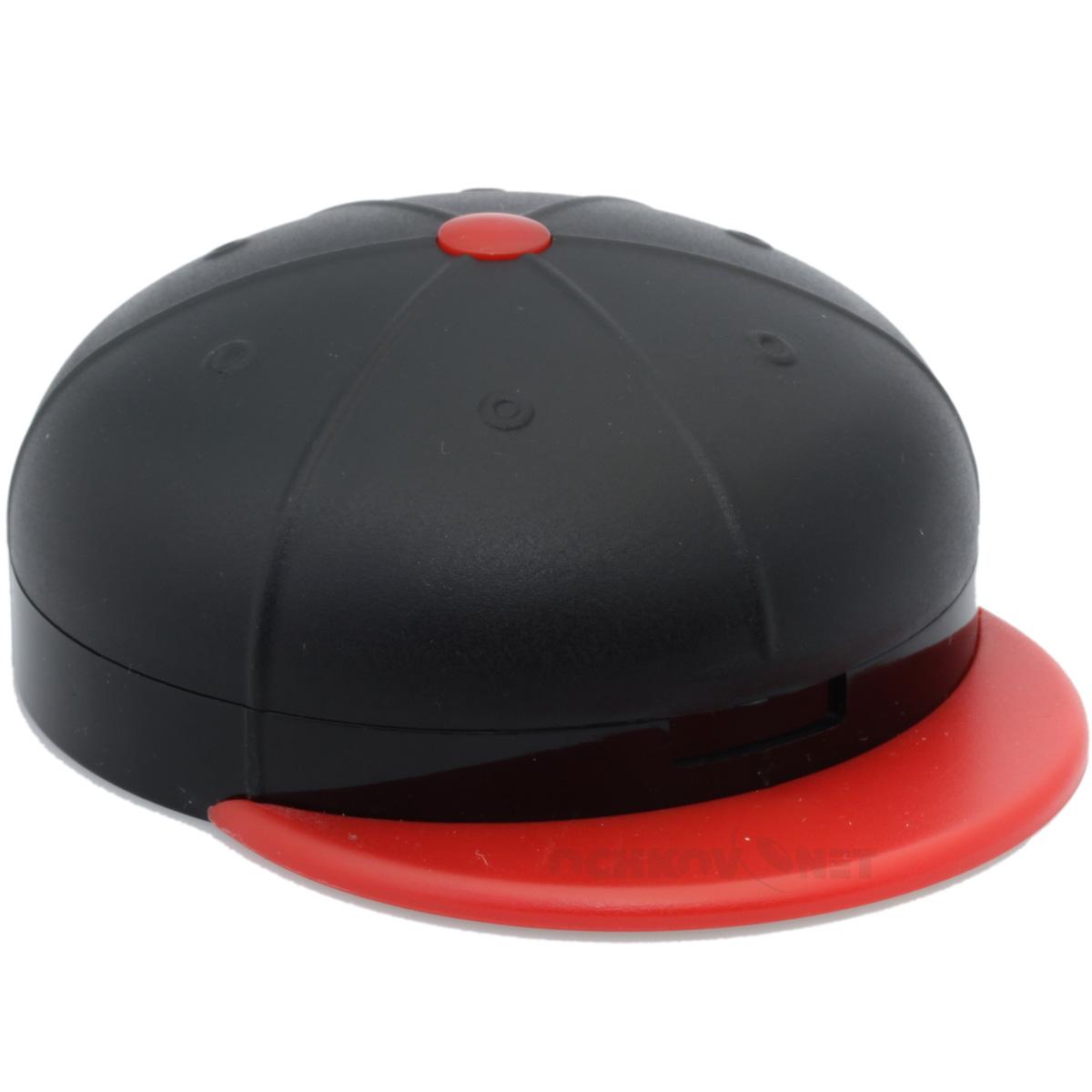 Набор 3 пр. А-8115 Бейсболка черно-белый