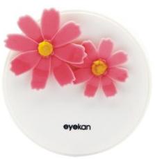 Набор 3 пр. А-8063-1 Белый с розовыми цветами № 7