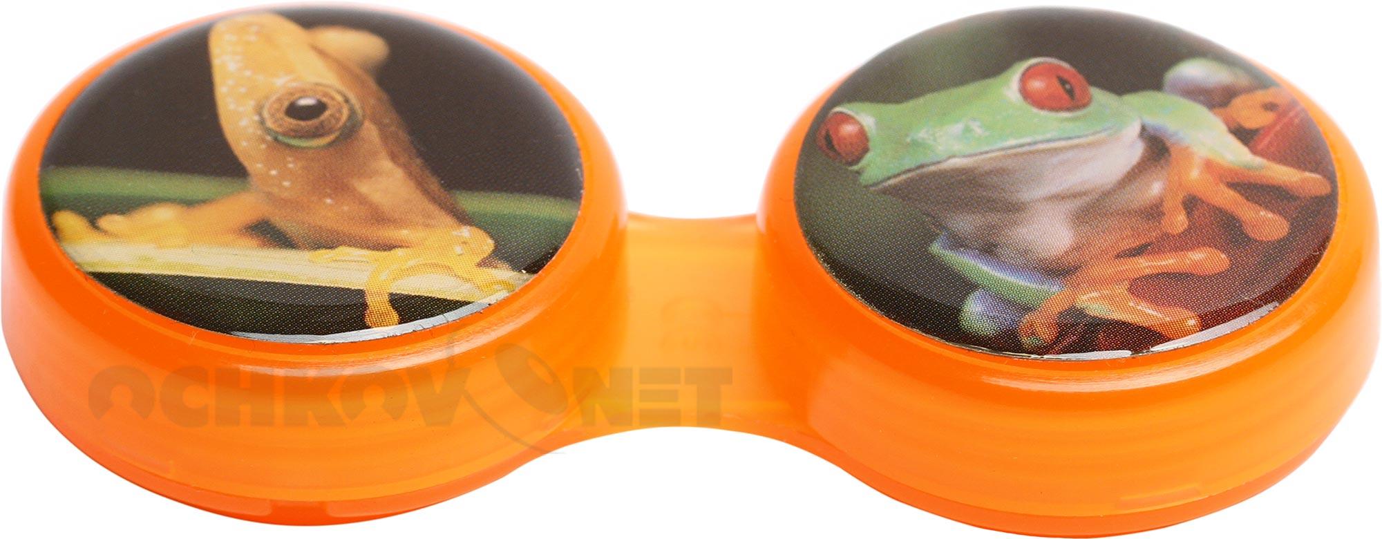 Контейнер SC-212 picture cap №4 лягушки