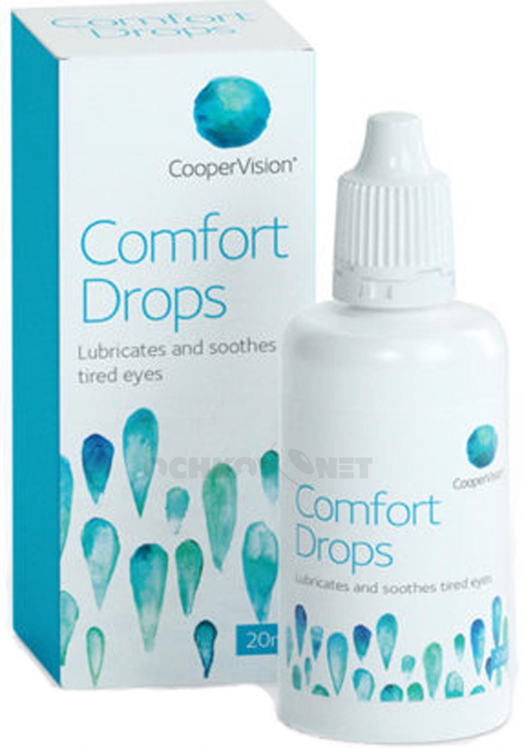 Капли Comfort Drops капли 20 мл