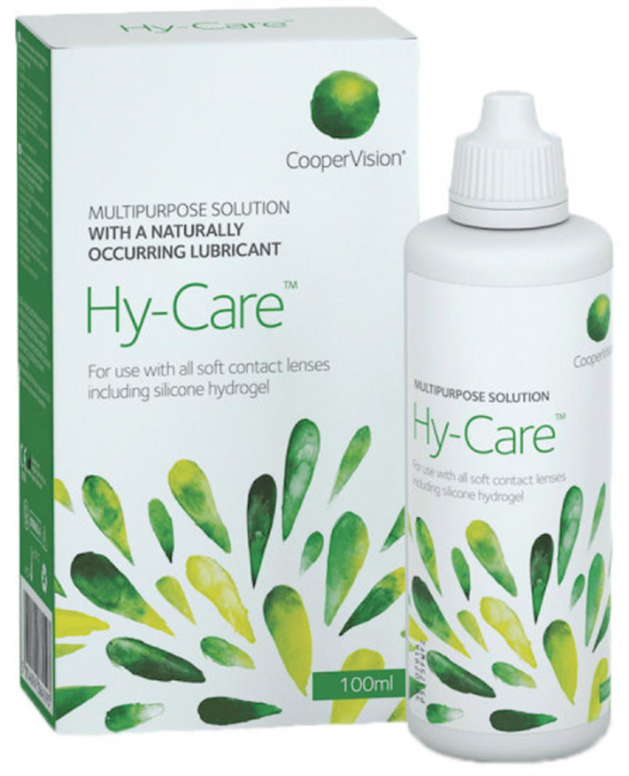 Раствор Hy-Care 100 мл + контейнер