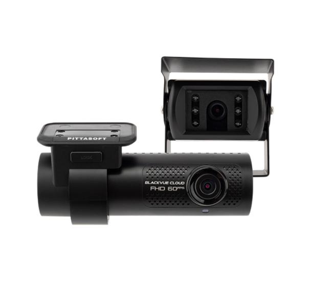 Автомобильный видеорегистратор Blackvue DR750X-2CH TRUCK (+ Power Magic Pro в подарок!)