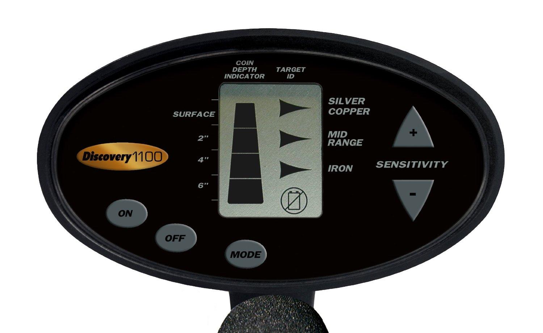 Bounty Hunter Discovery 1100 (+ Совок поисковый в подарок!)
